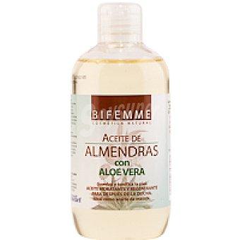 BIOFEMME Aceite de almendras con aloe Bote 250 ml