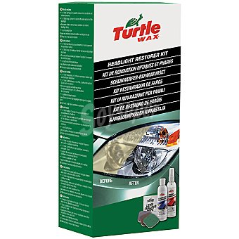 TURTLE WAX FG6690 kit restaurador de faros
