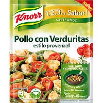 Knorr Pollo con verduritas Sobre 31 g