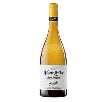 Chivite Vino blanco chardonnay Legardeta Finca de Villatuerta D.O. Navarra 75 cl 75 cl