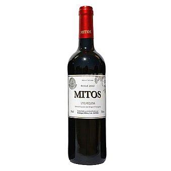 Mitos Vino D.O. Utiel-Requena tinto roble 75 cl