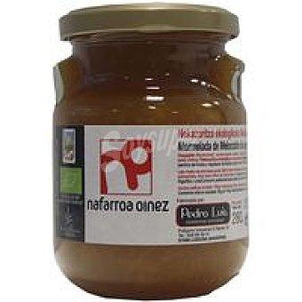 NAFARROA OINEZ Mermelada de melocotón ecológica Tarro 300 g