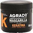 Mascarilla capilar con keratina Tarro 500 ml Agrado