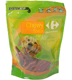 Carrefour Snack Carrefour chew bacon perro 85 gr