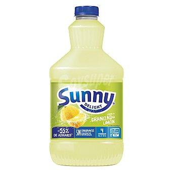 SUNNY DELIGHT Refresco sabor limón  PET 1,25 Litros