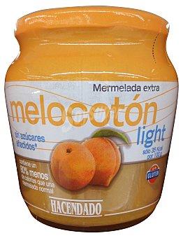 Hacendado Mermelada melocoton light Tarro 380 g