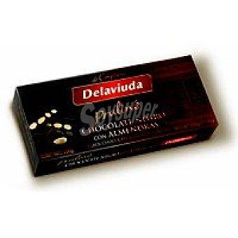 Delaviuda Praline-chocolate negro con almendras Caja 200 g