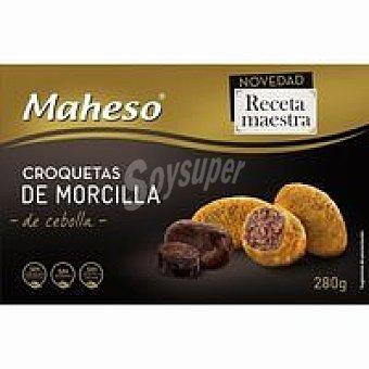 Maheso Croquetas de morcilla R. Maestra Caja 280 g