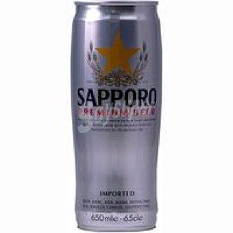 Sapporo Cerveza Sapporo Silver Lata 65 cl