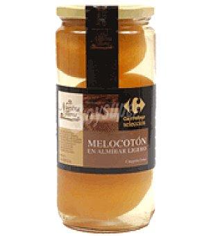 Carrefour Selección Melocoton en Almibar 330 g