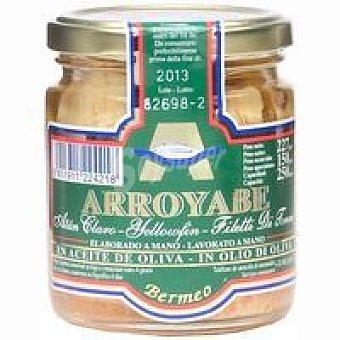 Arroyabe Lomos de atún en aceite de oliva Tarro 227 g