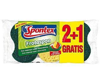 Spontex Estropajo Frotaspon SG de 2 ud