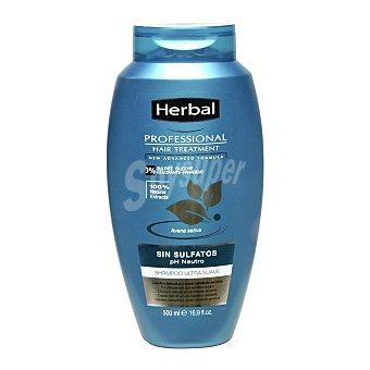 Herbal Champú neutro sin sulfatos 500 ml