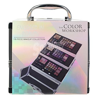 The color workshop Maletín de maquillaje 1 ud