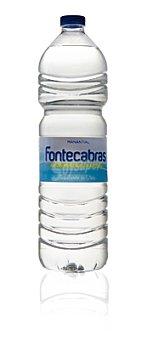 Fontecabras Agua mineral sin gas Botella de 1,5 l