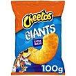 Aperitivo de queso giant Bolsa 100 g Cheetos Matutano