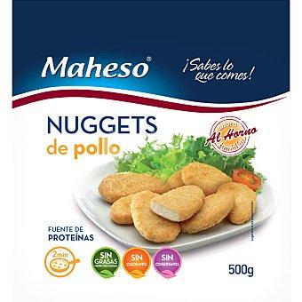 MAHESO Nuggets de pollo 2 min  500 g
