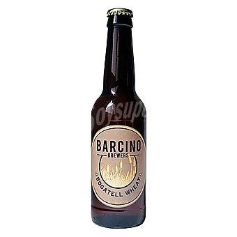 Barcino Brewers Cerveza artesana Bogatell Wheat 33 cl