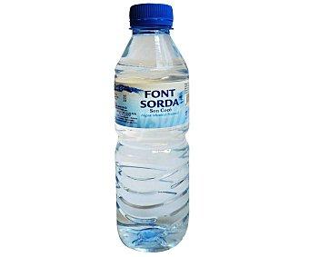 Font Sorda Agua mineral Botella de 33 centilitros