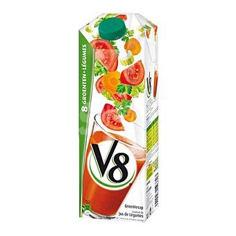 V8 Zumo 8 verduras cartón 1 l