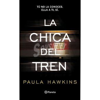 LA CHICA del tren (Paula Hawkins)