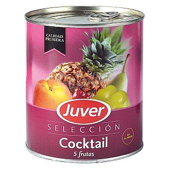 Juver Coctail de 5 frutas Lata 480 g