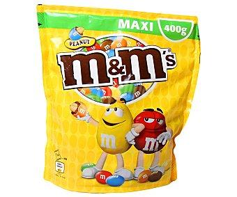 M&M's Cacahuetes recubiertos de chocolate Xlarge Bolsa 400 g