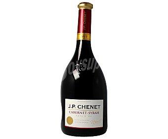 J.P CHENET Vino tinto francés cabernet syrah 1,5 litros