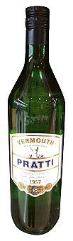 Pratti Vermout blanco Botella 1 l