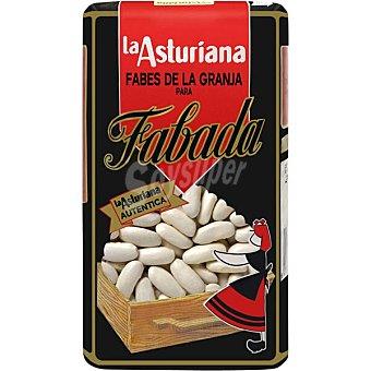 La Asturiana Fabes de la granja para fabada Paquete 500 g