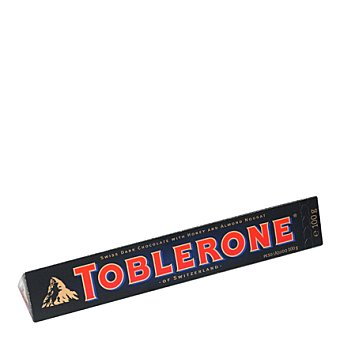 Toblerone Barra de chocolate negro 100 g