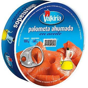 Valkiria Palometa ahumada en aceite 250 g