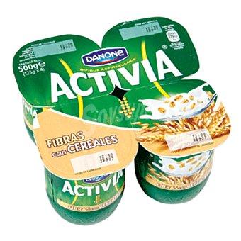 Activia Danone Activia cereales Pack de 4x125 g