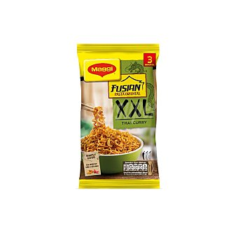 Oriental Pasta Fusian Thai Curry XXL Maggi 185 G 185 g