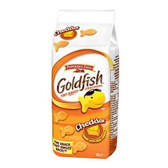 Pepperidge Farm Snack horneado con queso Goldfish 125 g