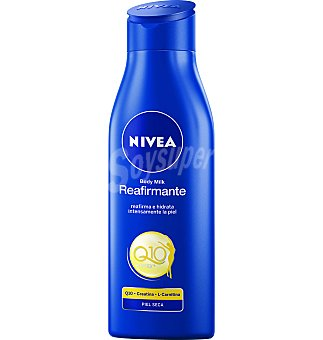 Nivea Body milk reafirmante 400 G