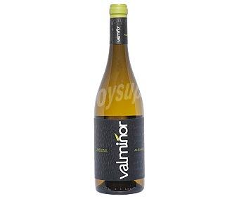 VALMIÑOR Vino blanco albariño con denominación de origen Rías Baixas botella de 75 cl