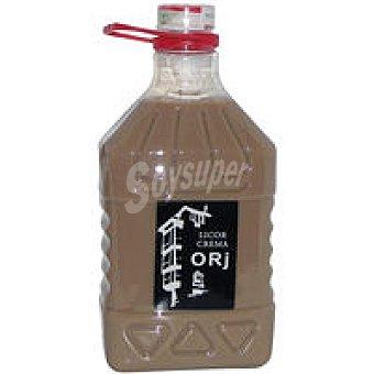 D. ortega Licor de crema de orujo Garrafa 3 litros