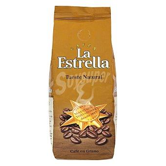 La Estrella Café natural en grano Paquete 250 g