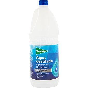 Aliada Agua destilada normal Botella 2 l