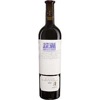 El Rincón Vino tinto syrah & garnacha de Madrid Botella 75 cl