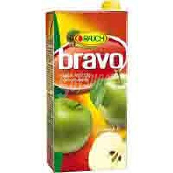 Happyday Zumo de manzana 100% Brik 2 litros