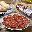 Chorizo cular extra mitades 290.0 g. aprox La Encina