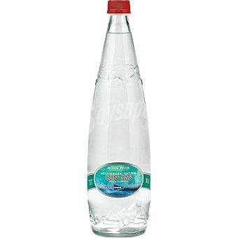 Hipercor Agua mineral con gas Botella 1 l