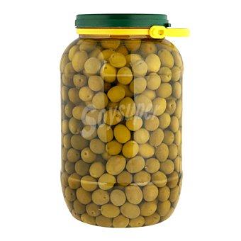 Manzanilla Aceituna sabor anchoa Tarro de 2,3 kg
