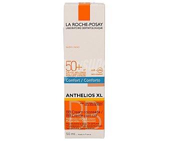 La Roche-Posay Protector solar facial con factor de protección 50 y un toque de color 50 ml