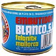 Foiegras Lata 195 g Felanitx Blanco