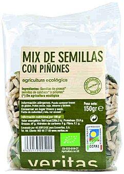 Veritas Mix de Semillas y Piñones Eco Veritas 150g 150g