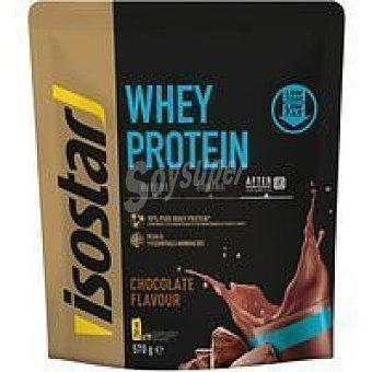 Isostar Whey protein de chocolate Sobre 570 g