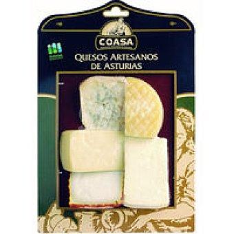 Coasa Tabla de quesos asturianos Bandeja 450 g